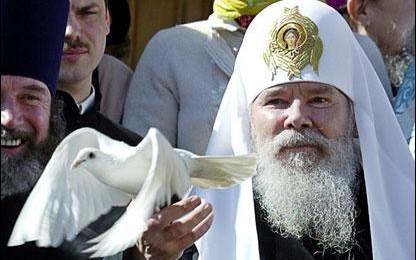 5-летие со дня кончины Святейшего Патриарха Московского и всея Руси Алексия II