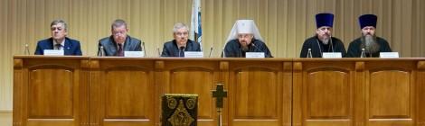 Съезд духовенства Белгородской митрополии